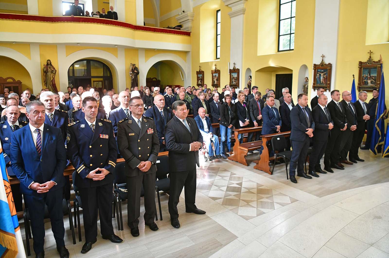 Svečano obilježena 26. obljetnica operacije Medački džep