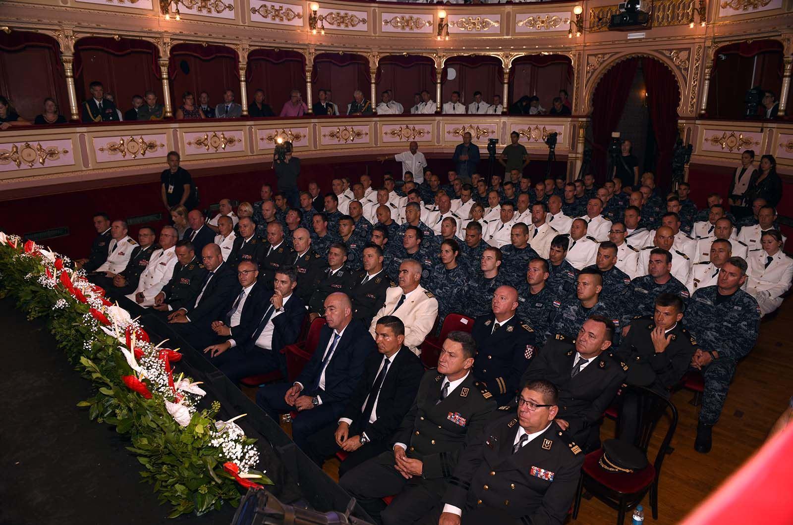 Svečano obilježavanje 28. obljetnice HRM-a u Dubrovniku