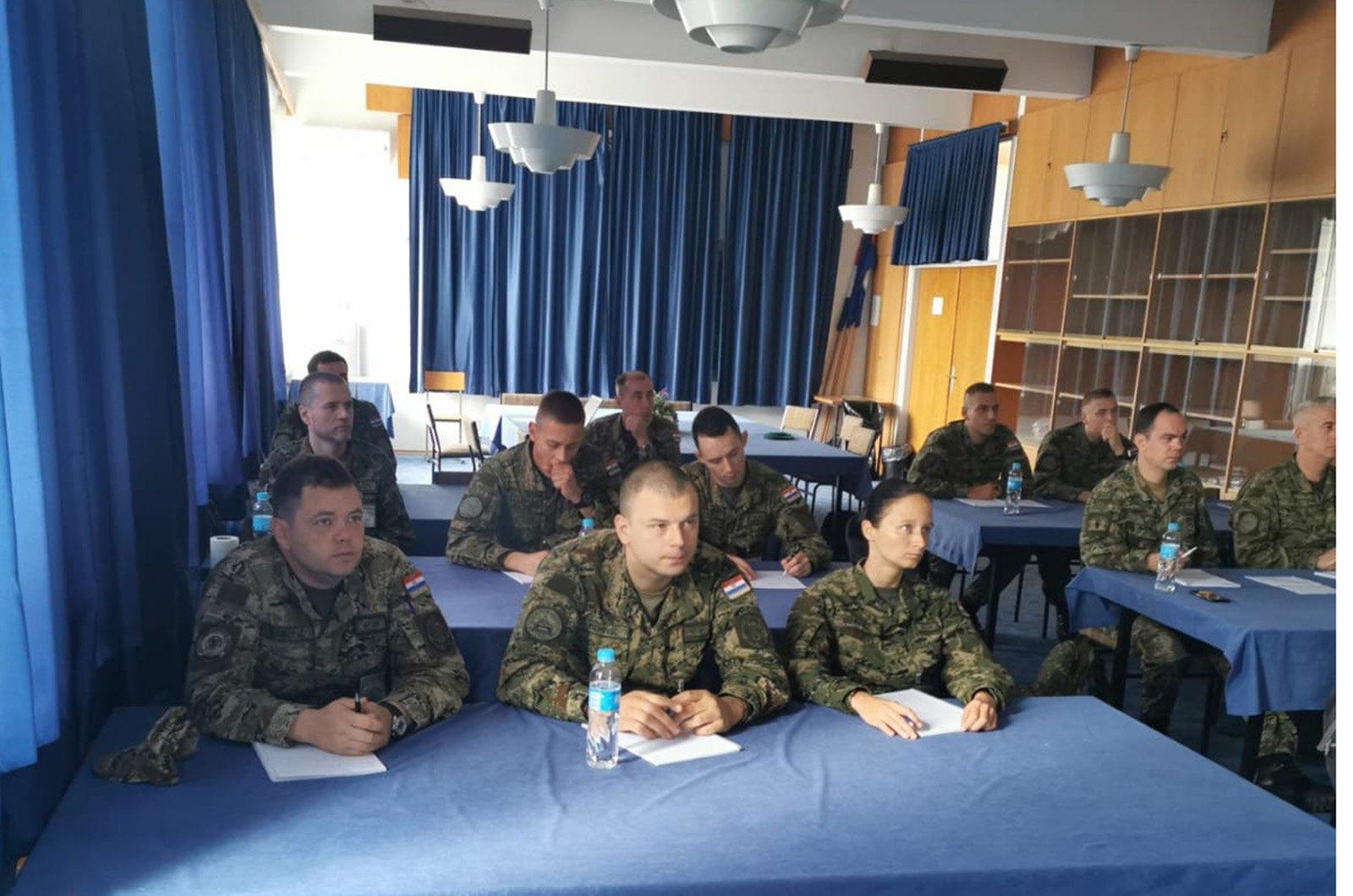"""U Splitu počeo tečaj """"Logistika u operacijama potpore miru 19"""""""