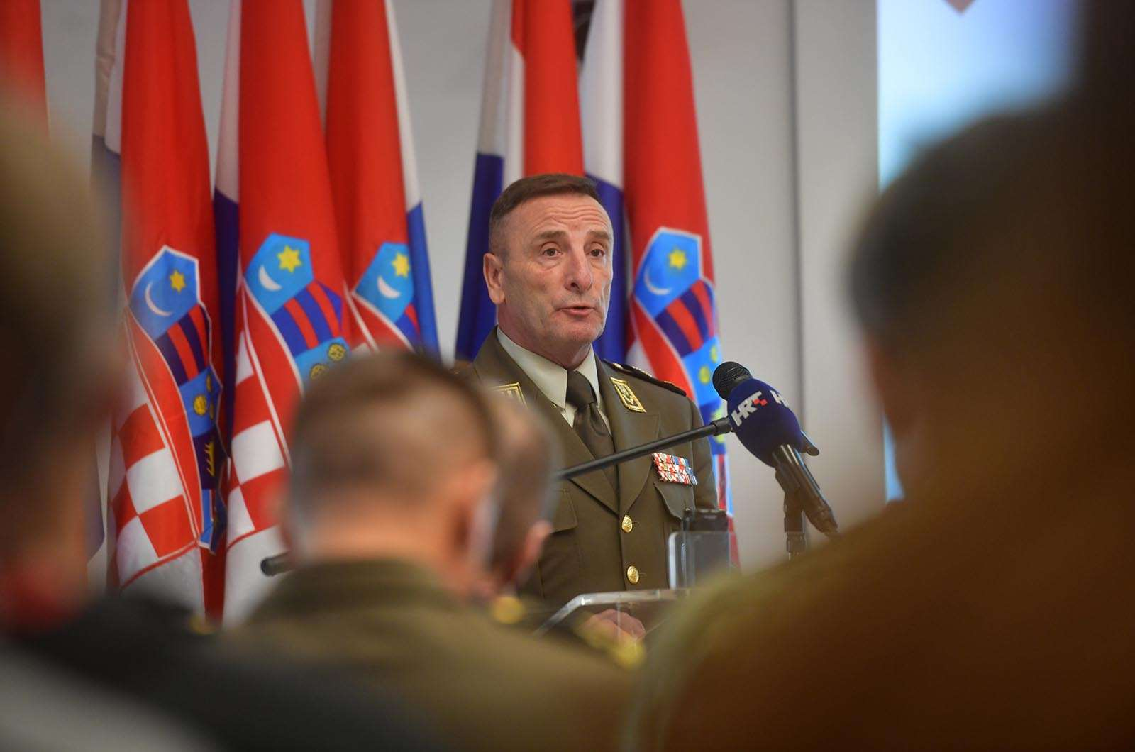 Vrhunski sportaši na čelu s Tinom Srbićem u Ministarstvu obrane