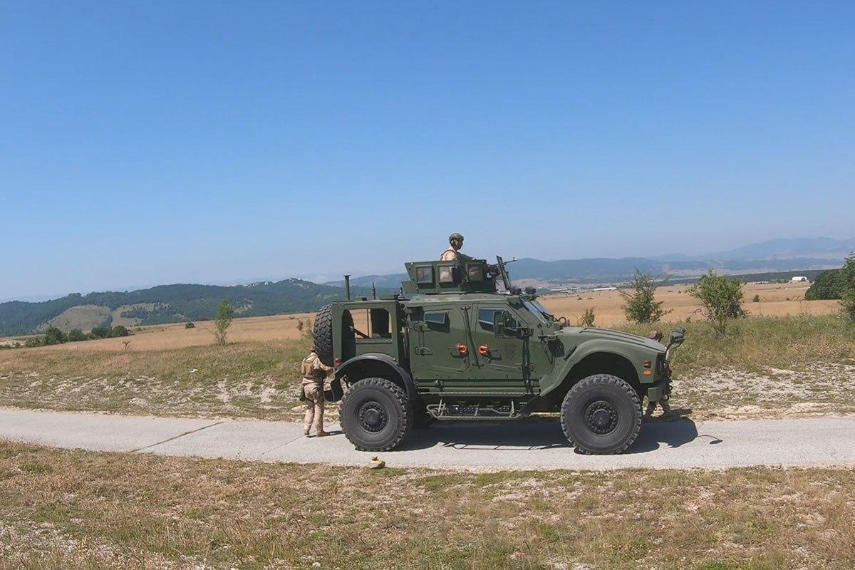 Vojna vježba potvrdila sposobnosti pripadnika ZSS-a za provedbu dodijeljenih zadaća u područjima operacija potpore miru