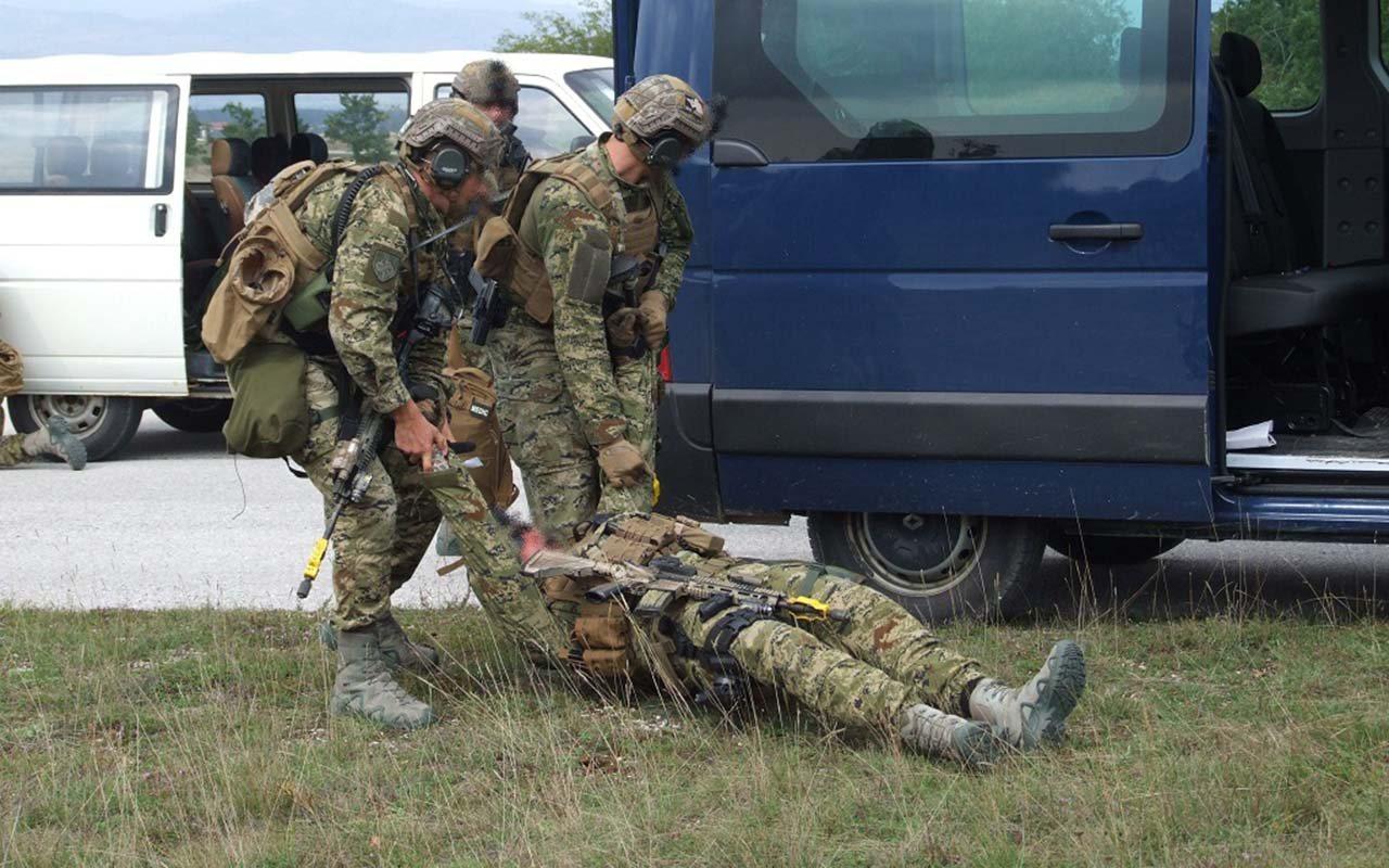 Zapovjedništvo specijalnih snaga provelo vježbu Odlučan odgovor 19