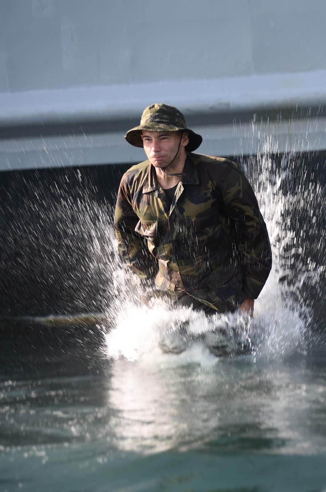 Završen međunarodni Tečaj za borbenog plivača