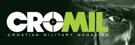 CROMIL Croatian military magazine