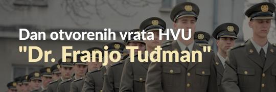 """Dan otvorenih vrata """"Dr. Franjo Tuđman"""""""