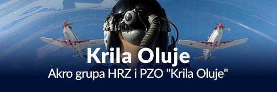 "Akro grupa ""Krila Oluje"""