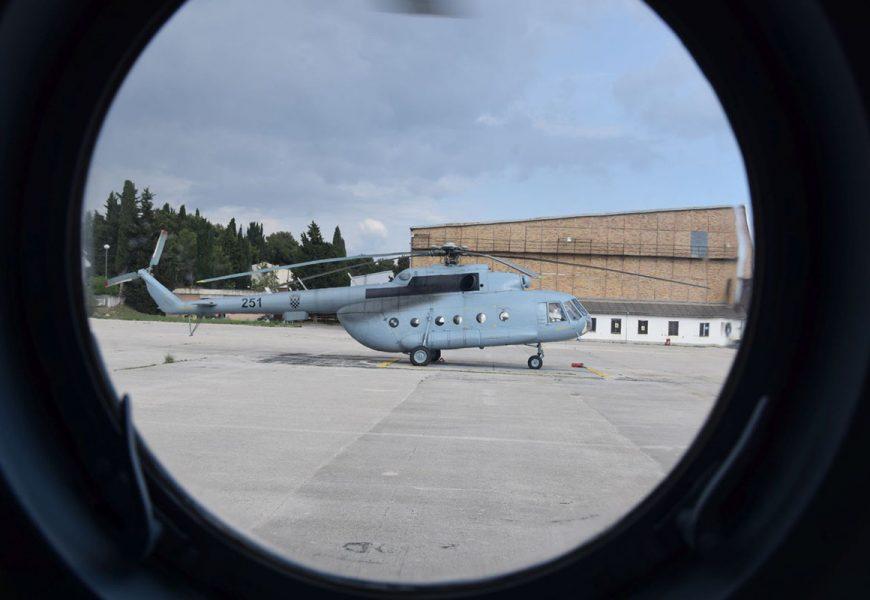 Zračnim medicinskim prijevozom prevezen 600. pacijent s Krka