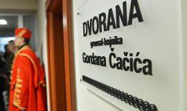 imenovana dvorana generala Gordana Čačića