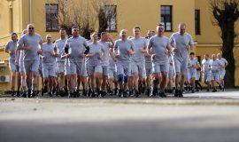 "Održan Dan športa u OS RH pod geslom ""Budi aktivan i spreman"""