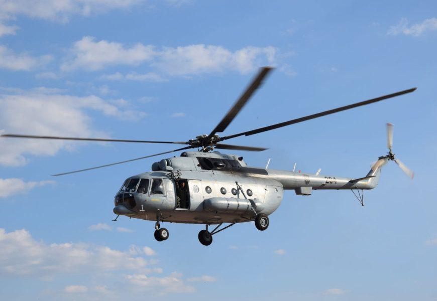 helikopterski prijevoz