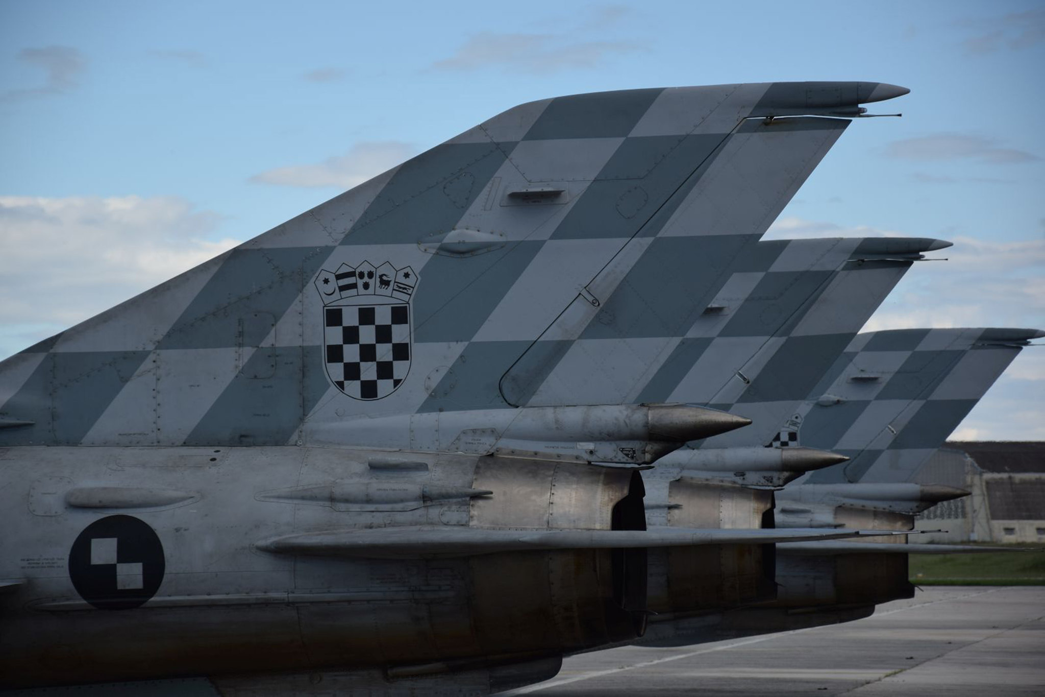 Tjedan Hrvatske vojske – preleti zrakoplova HRZ-a iznad Republike Hrvatske  - MORH