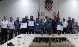Završena obuka pripadnika Libijske ratne mornarice i obalne straže