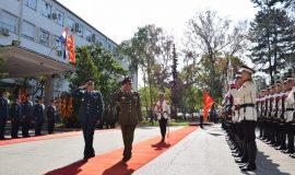General Šundov u posjetu Republici Sjevernoj Makedoniji