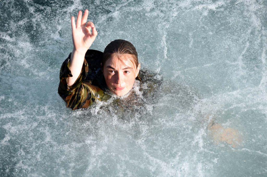 tečaj za borbenog plivača