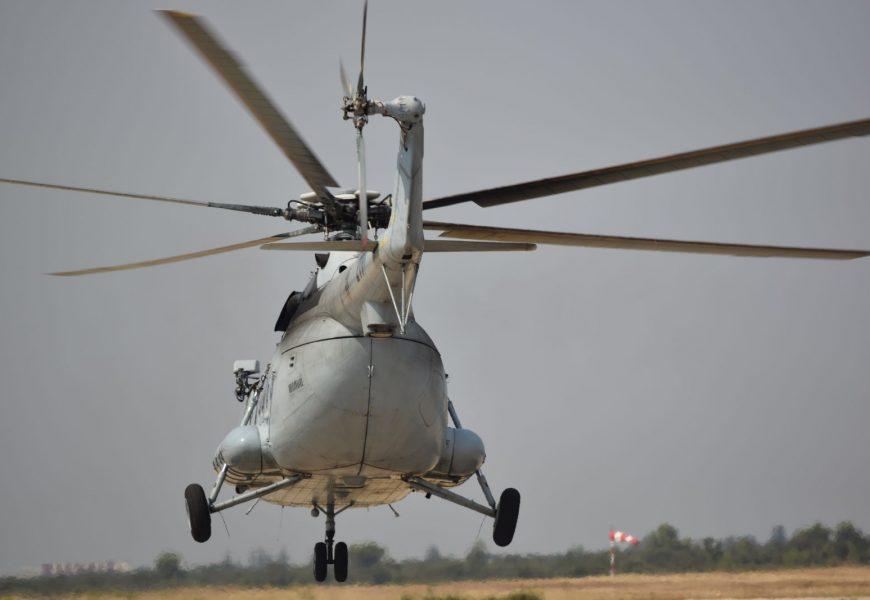 Helikopter HRZ-a Mi-8 MTV1