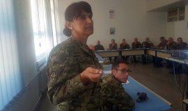 Dočasnici iz 11 zemalja posjetili vojarnu u Zemuniku