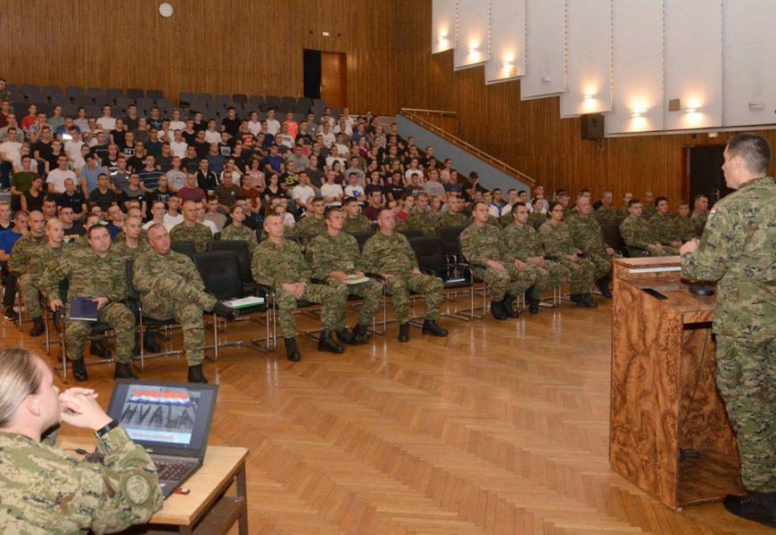 17. naraštaj kadeta Hrvatske vojske