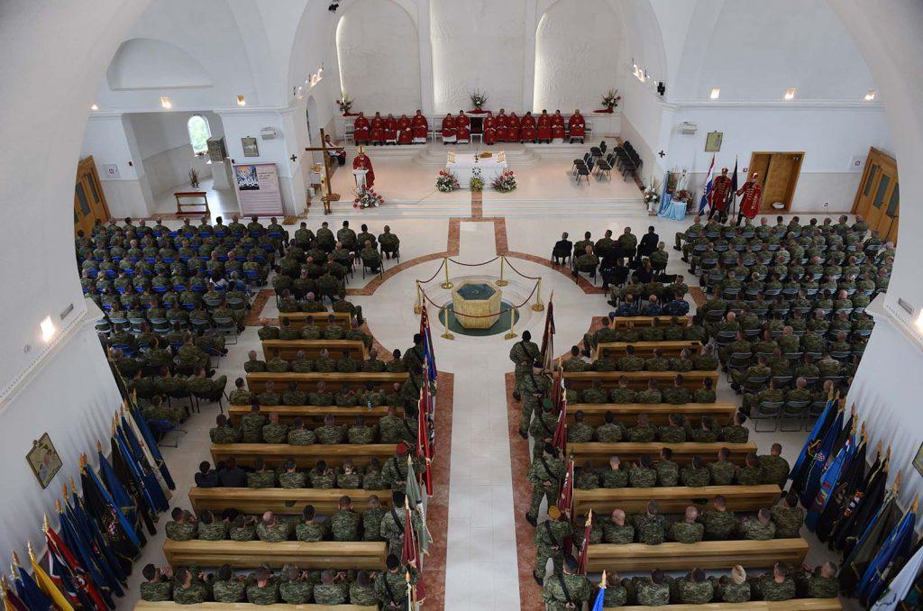 hodočašće hrvatske vojske