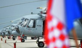 helikopter Mi-171Sh