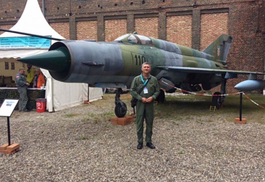 Zapovjednik HRZ-a na aeromitingu u Austriji