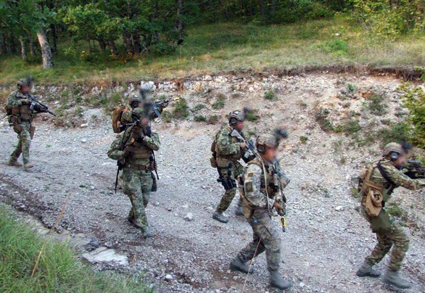 Zapovjedništvo specijalnih snaga Hrvatske vojske