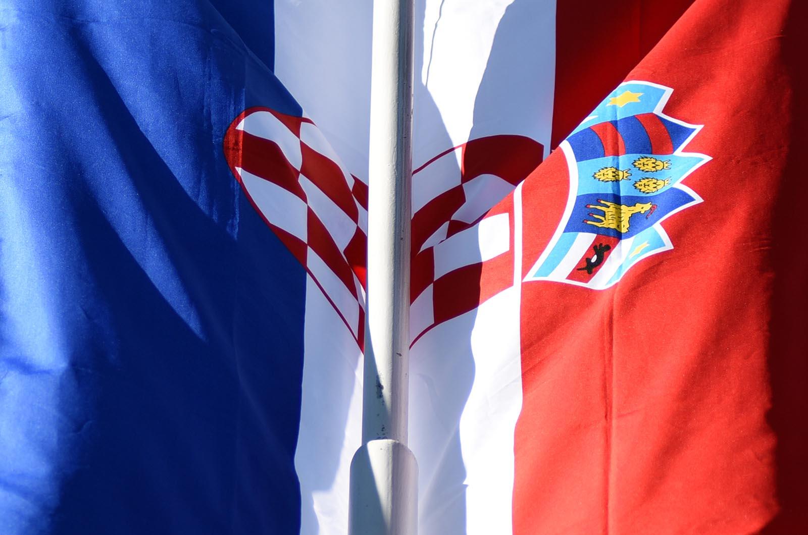 Hrvatska zastava