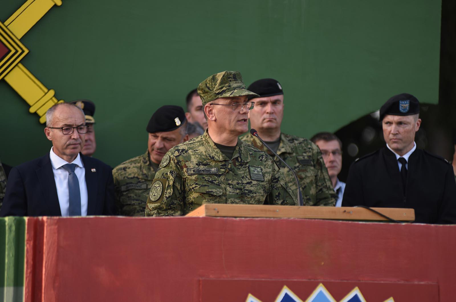 general-pukovnik Drago Matanović