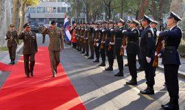 Načelnik Glavnog stožera Oružanih snaga Poljske u Hrvatskoj