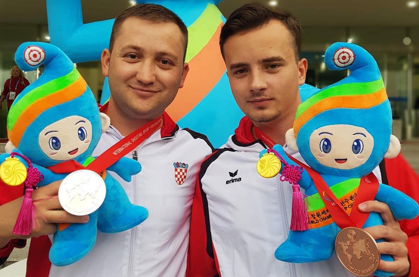 Petar Gorša i Miran Maričić