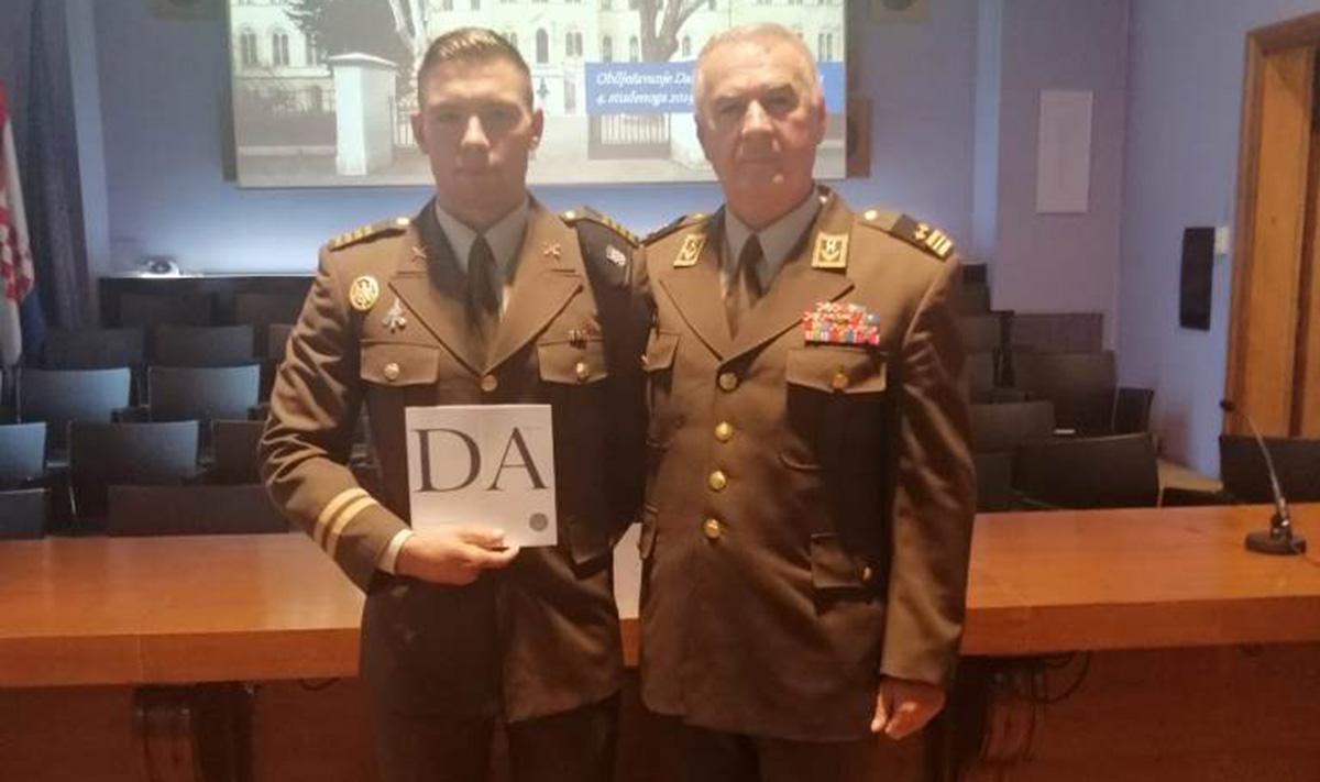 narednik Mršo i general-bojnik Pađen