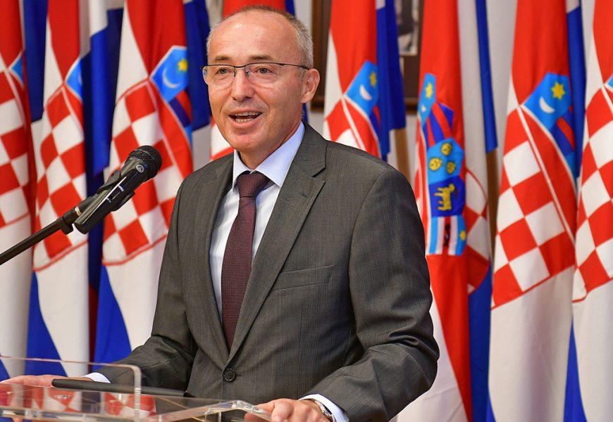 Ministar Krsticevic