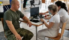 Dobrovoljno darivanje krvi u Inženjerijskoj pukovniji